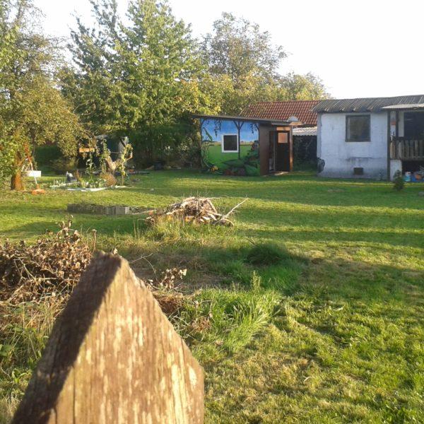 Gartenhäuserblick