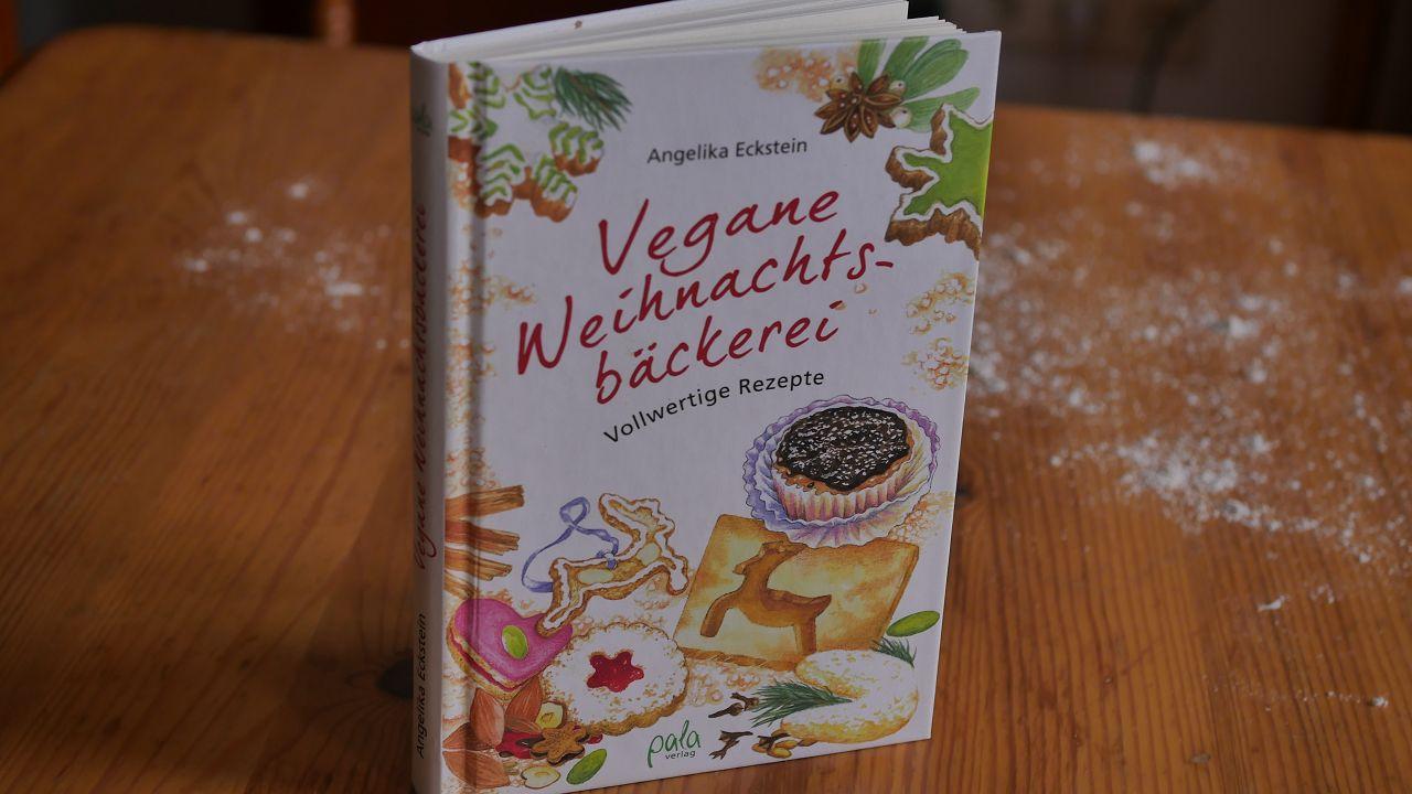 Angelika Eckstein-vegane Weihnachtsbäckerei