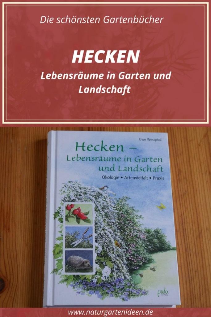 Gartenbuch-Tipp- Hecken Lebensräume in Garten und Landschaft